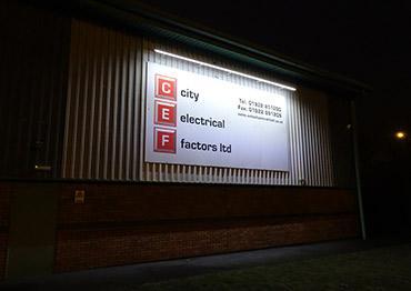 CEF LED Light Bar